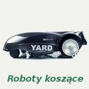 Roboty koszące